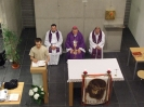 Sv. omsa s bískupom Viliamom Judakom 6.4.2009